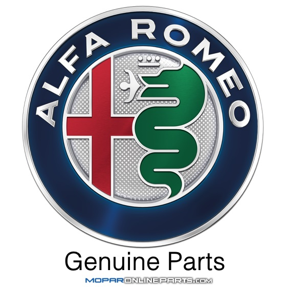 Genuine Alfa Romeo Clip-Fuel Injector